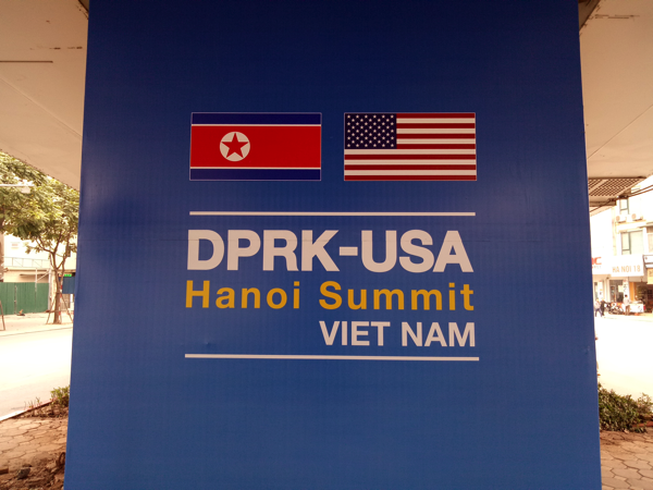 DPRK-USA-Hanoi-Summit-2019-01
