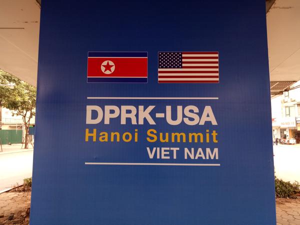 DPRK-USA-Hanoi-Summit-2019-01