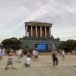 HoChiMinh Mausoleum
